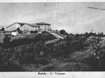 Cà Tartarosso in località Badolo nel 1939