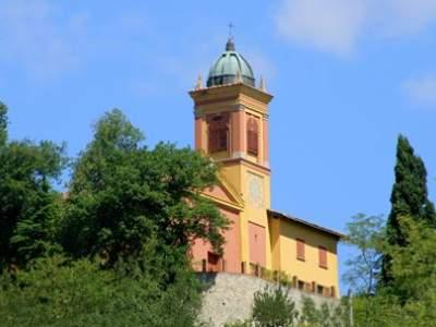 Sasso Marconi - Capoluogo - Castel del Vescovo