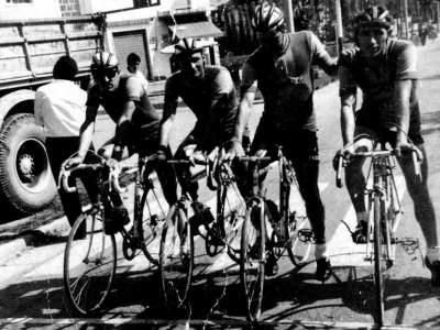 12 - ciclisti storia