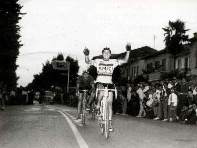 10 - ciclisti storia