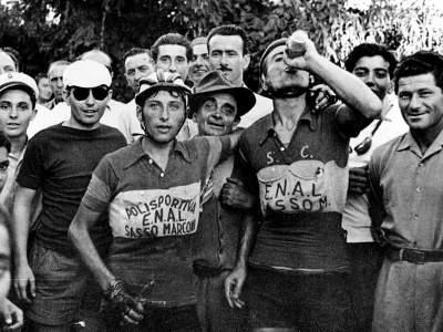 11 - ciclisti storia