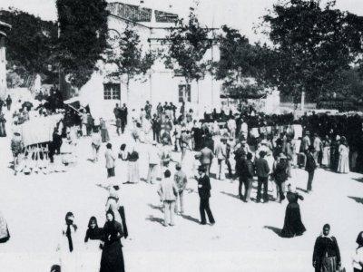 Sasso Marconi nel 1915