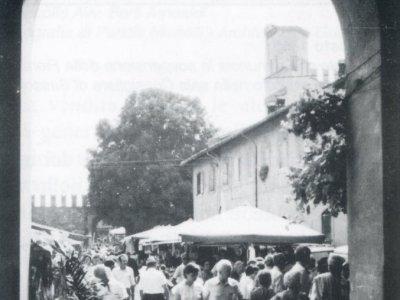 Fiera di Pontecchio nel 1971