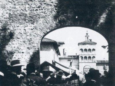 8 settembre 1906 - Fiera di Pontecchio.