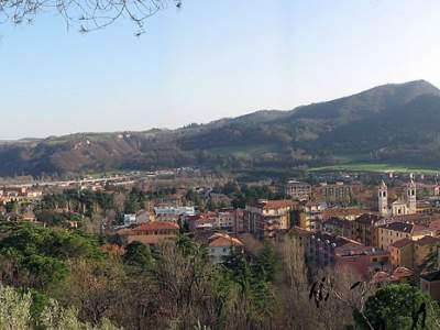 02 - panoramica di Sasso Marconi