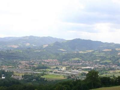 03 - panoramica di Sasso Marconi