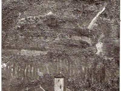 La torre di Iano nel 1924