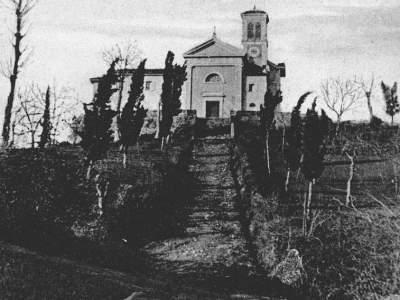La Chiesa delle Lagune nel 1900