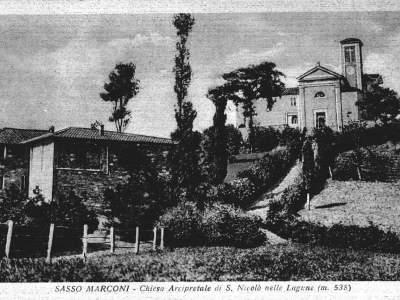 Le Lagune nel 1920 - Sasso Marconi