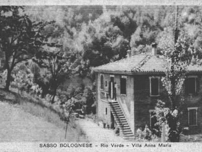 Villa Anna Maria a Mongardino - Sasso Marconi