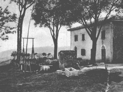 Villa Salarolo a Mongardino - Sasso Marconi