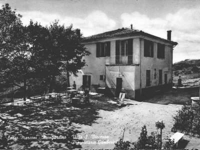 Villa San Vincenzo a Mongardino - Sasso Marconi