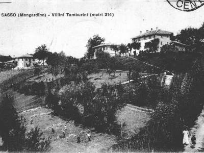 Villa Tamburini a Mongardino - Sasso Marconi
