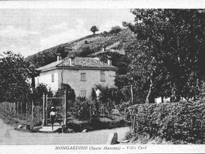 Villa Cerè a Mongardino