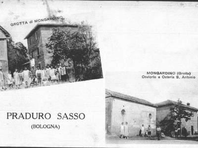 Cartolina da Mongardino - Sasso Marconi
