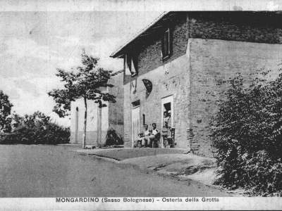 La Grotta di Mongardino - Sasso Marconi