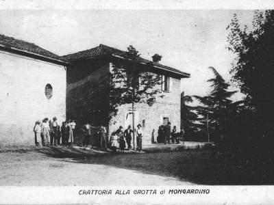 Osteria Trattoria della Grotta di Mongardino - Sasso Marconi