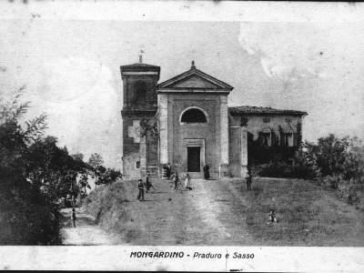 La chiesa di Mongardino
