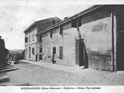 Il Codicino nel 1930 - Sasso Marconi