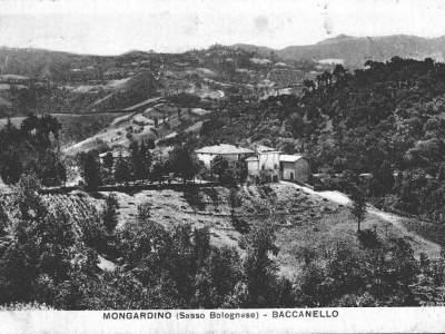 Il Baccanello località di Mongardino - Sasso Marconi