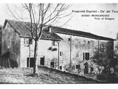 Casa Torri o Cà de Torri a Mongardino - Sasso Marconi