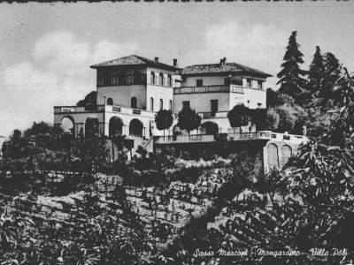 Villa Poli a Mongardino - Sasso Marconi