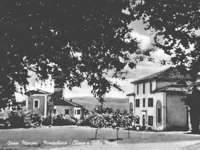 Villa Panglossiana a Montechiaro - Sasso Marconi