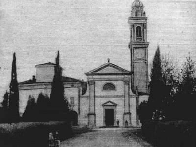 Chiesa di Pontecchio - Sasso Marconi