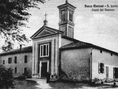 Chiesa di San Lorenzo - Sasso Marconi