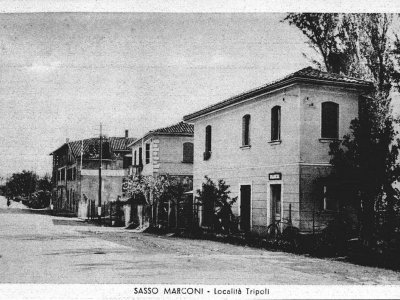 Parrocchia di San Lorenzo località Tripoli - Sasso Marconi
