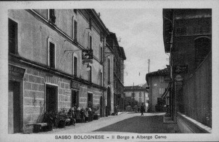 Il Borgo e Albergo Cervo
