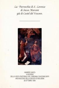Libro San Lorenzo numero unico