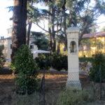 edicola di via Maranina