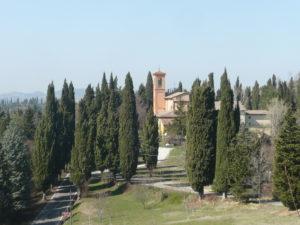 Chiesa di Sant' Ansano a Pieve del Pino - Sasso Marconi