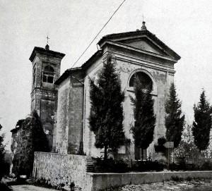 Chiesa di Rasiglio - Sasso Marconi