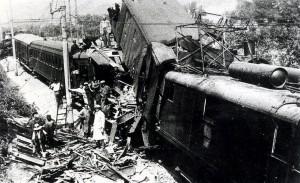 Disastro ferroviario a Sasso Marconi