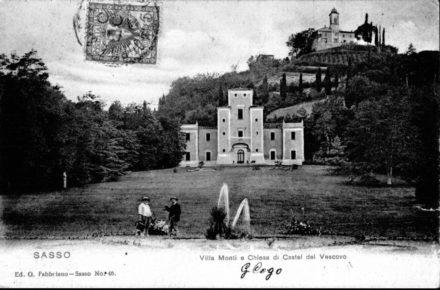 Villa Achillini e Castel del Vescovo