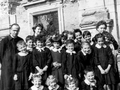Badolo nel 1950