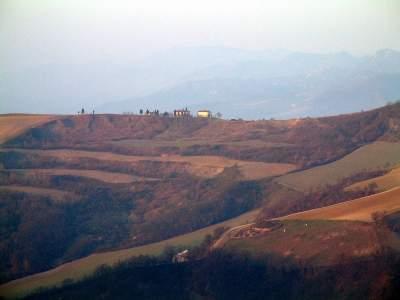Paesaggio Badolo