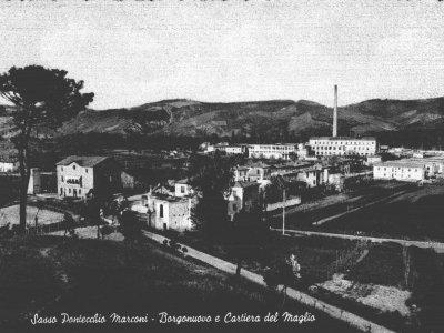 La nascita di Borgonuovo di Sasso Marconi