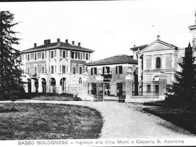 Oratorio di Santa Apollonia nel 1930