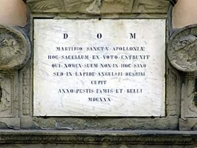 Sasso Marconi - Capoluogo - Santa Apollonia