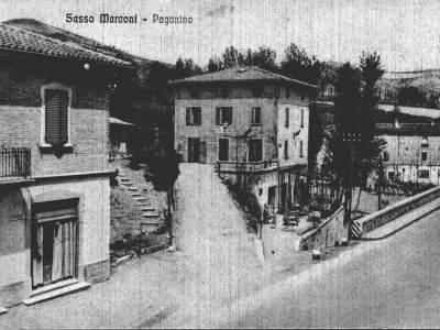 Riviera di San Leo a Sasso Marconi nel 1929