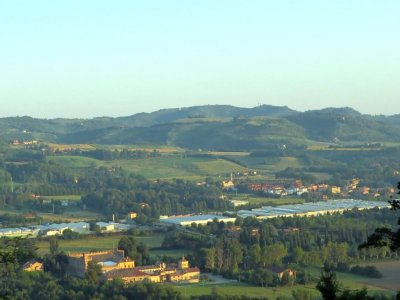 027 - panoramica di Sasso Marconi