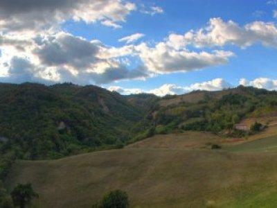 019 - Panoramica da via Castello - Sasso Marconi