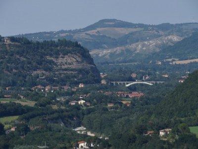 023 - panoramica di Sasso Marconi