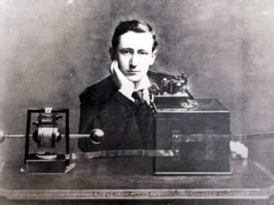 04 - foto storiche G. Marconi