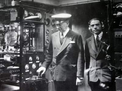 07 - foto storiche G. Marconi