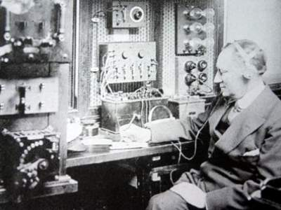 16 - foto storiche G. Marconi