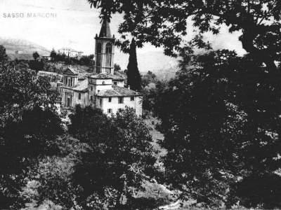 Veduta panoramica di Iano - Sasso Marconi